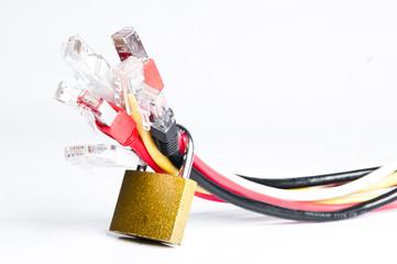 Netzwerksicherheit Stecker