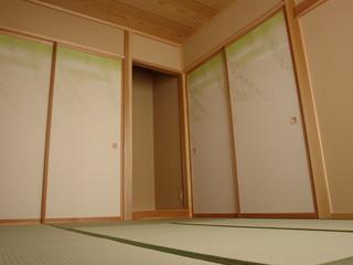 新築-和室