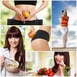 Sport Ernährung Yoga Diät