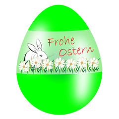 Osterei - Frohe Ostern