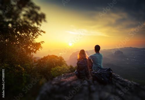 Hikers - 75888192