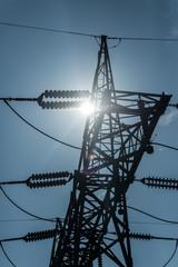 Enlighted Electrical Pylon closeup