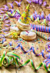 Kinderfasching Pfannkuchen