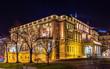 Belgrade City Hall at night - Serbia - 75891119