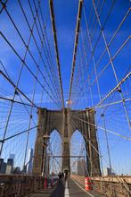 壁紙(ウォールミューラル) - ブルックリン橋