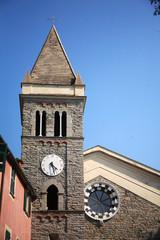 campanile cinque terre parco nazionale liguria