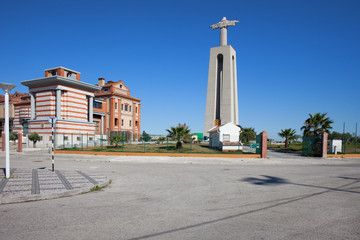 Christ the King Monument in Portugal