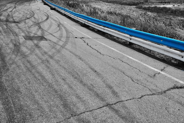 Real Speed Track Photo
