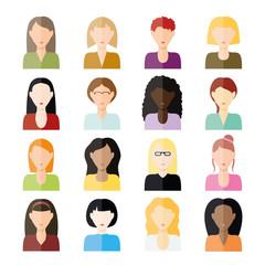 women icons