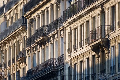 Papiers peints Paris Paris immeuble