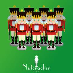nutcracker soldiers