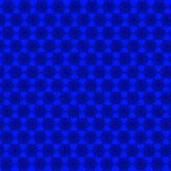 wallpapers with abstract dark patterns on the blue