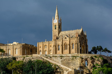 Lourdes Church, Gozo, Malta