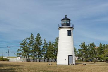 Newburyport Lighthouse in Massachusetts