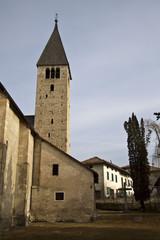 Sanzeno (TN) Basilica dei martiri Sisinio, Martirio e Alessandro