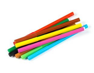 Colors marker pens