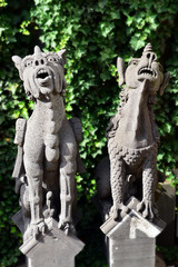 Chimera of Cologne Cathedral