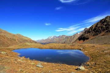 Kleiner Bergsee im Kaunertal