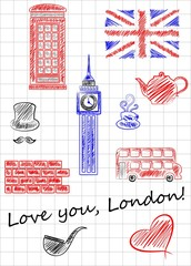 love you London