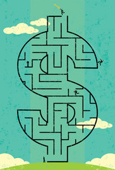 Key to Wealth Maze