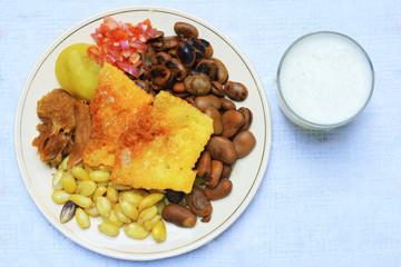 peruvian traditional food