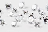 輝くダイヤモンド