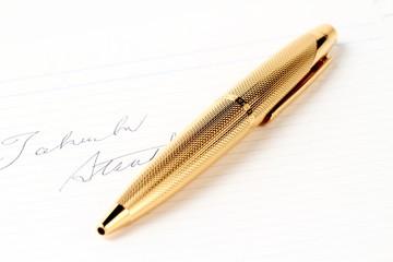美しいペン