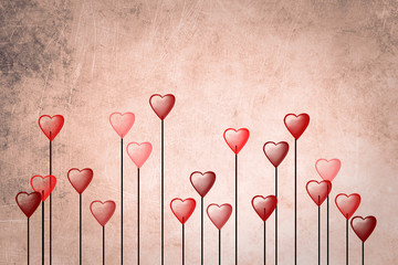 Valentinskarte ©yvonneweis