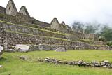 Machu Picchu Stonework poster