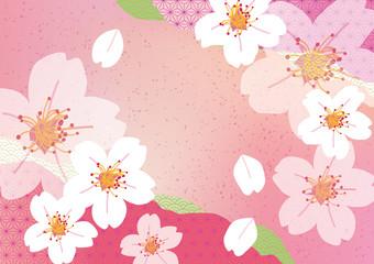 桜桜_ピンク