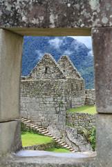 Machu Picchu Stonework