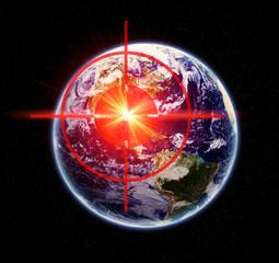 Ziel - Erde