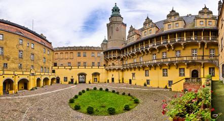 Castle of Olesnica Dukes - Olesnica, Poland