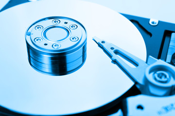 HDD as a background