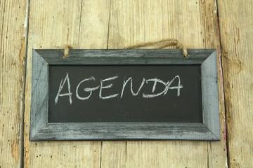 ardoise agenda