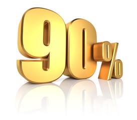 Gold 90 Percent