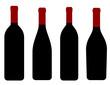 wine bottles - 75927127