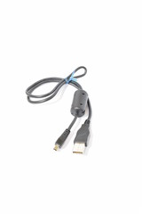 USB 2.0 Black Cable