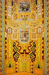 Azulejo decorativo, hispanoamérica