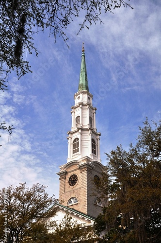 canvas print picture Independent Presbyterian Church