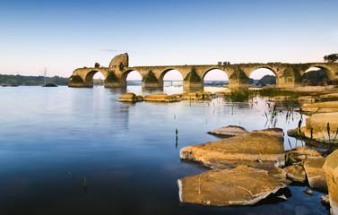 Ajuda Bridge, Olivenza