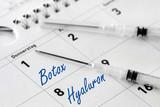 Botox und Hyaluron poster