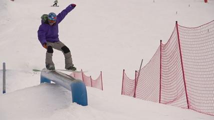 Board Slide