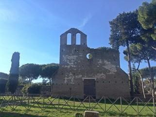 Chiesa di San Nicola sull'Appia Antica a Roma