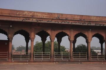 arches de la mosquée Jama Masjid