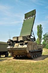 Air defense radar