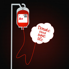donate blood saved life