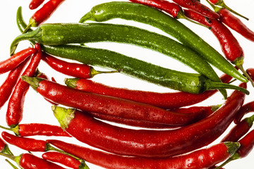 Fresh & Hot Chilis