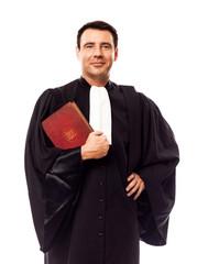 lawyer man portrait