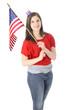 Proud American Teen